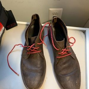 Cole Haan Mens Chukka Boots Size 11.